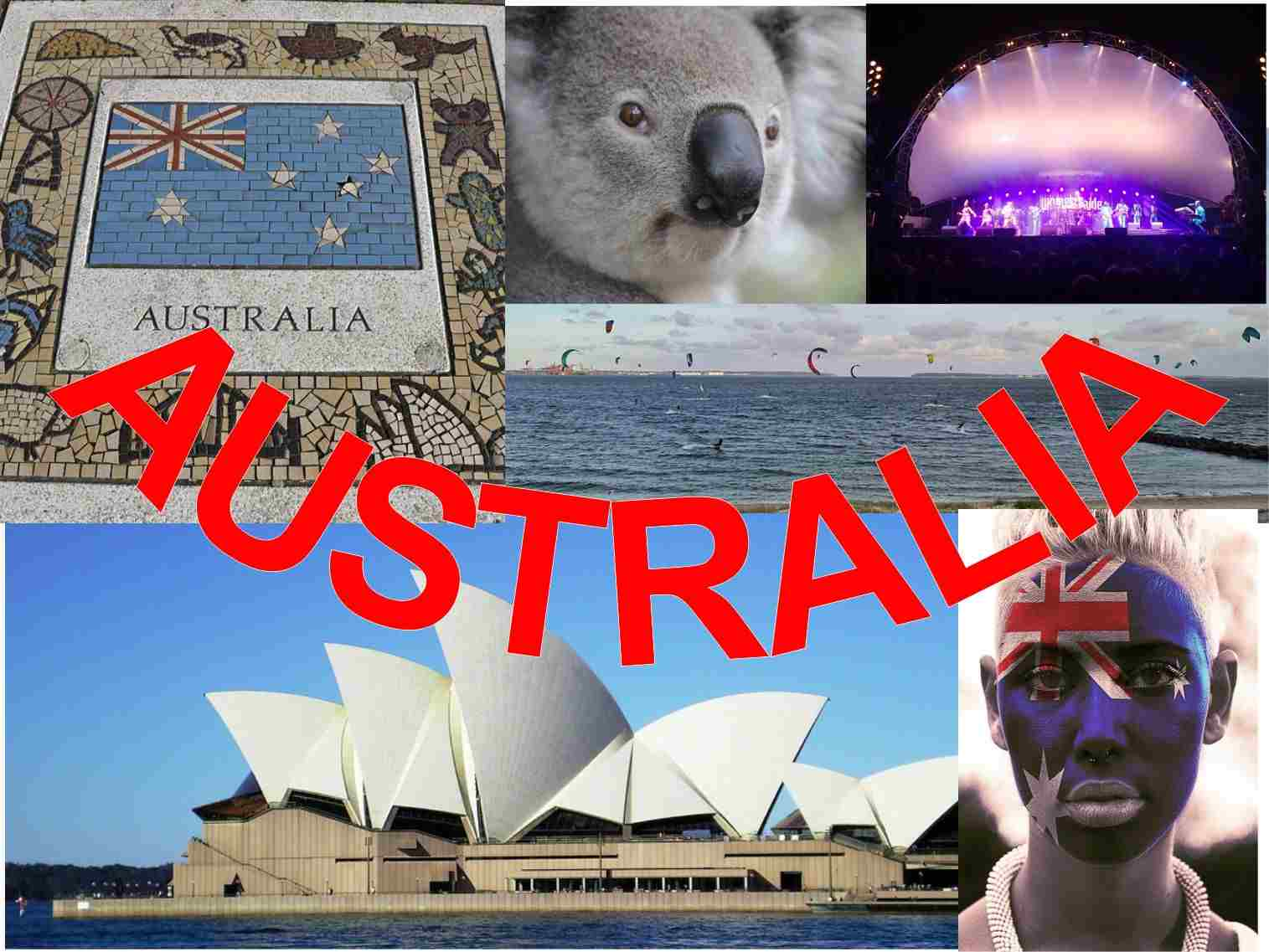 Australia: what to see in different cities, what are they