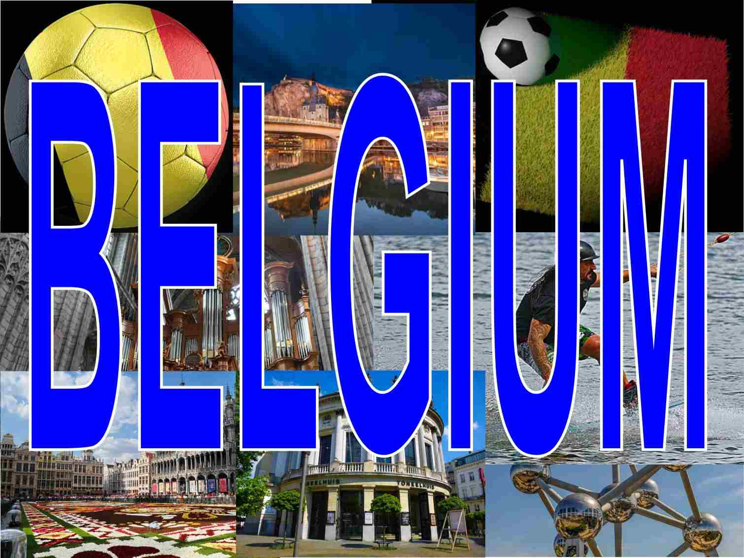 Belgium: what to see in different cities, what are they