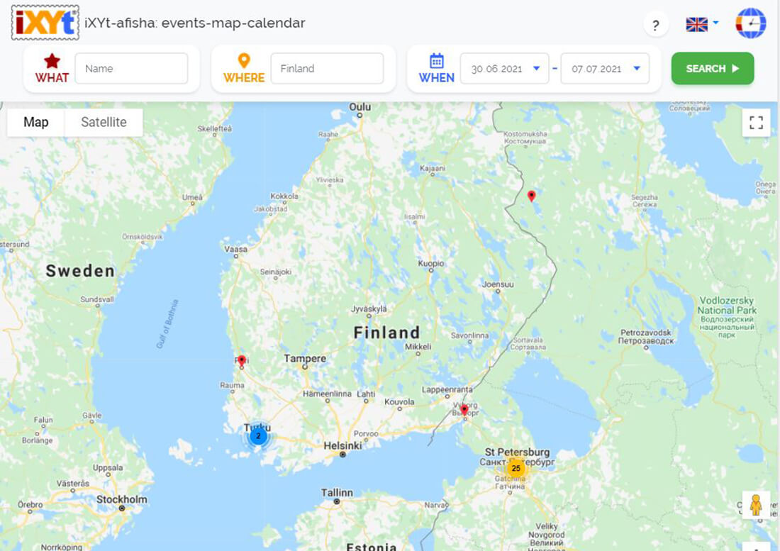 Finland: what to see in different cities, what are they