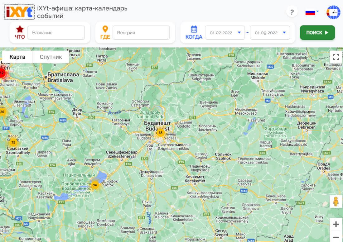 Венгрия: что посмотреть в разных городах, какие они
