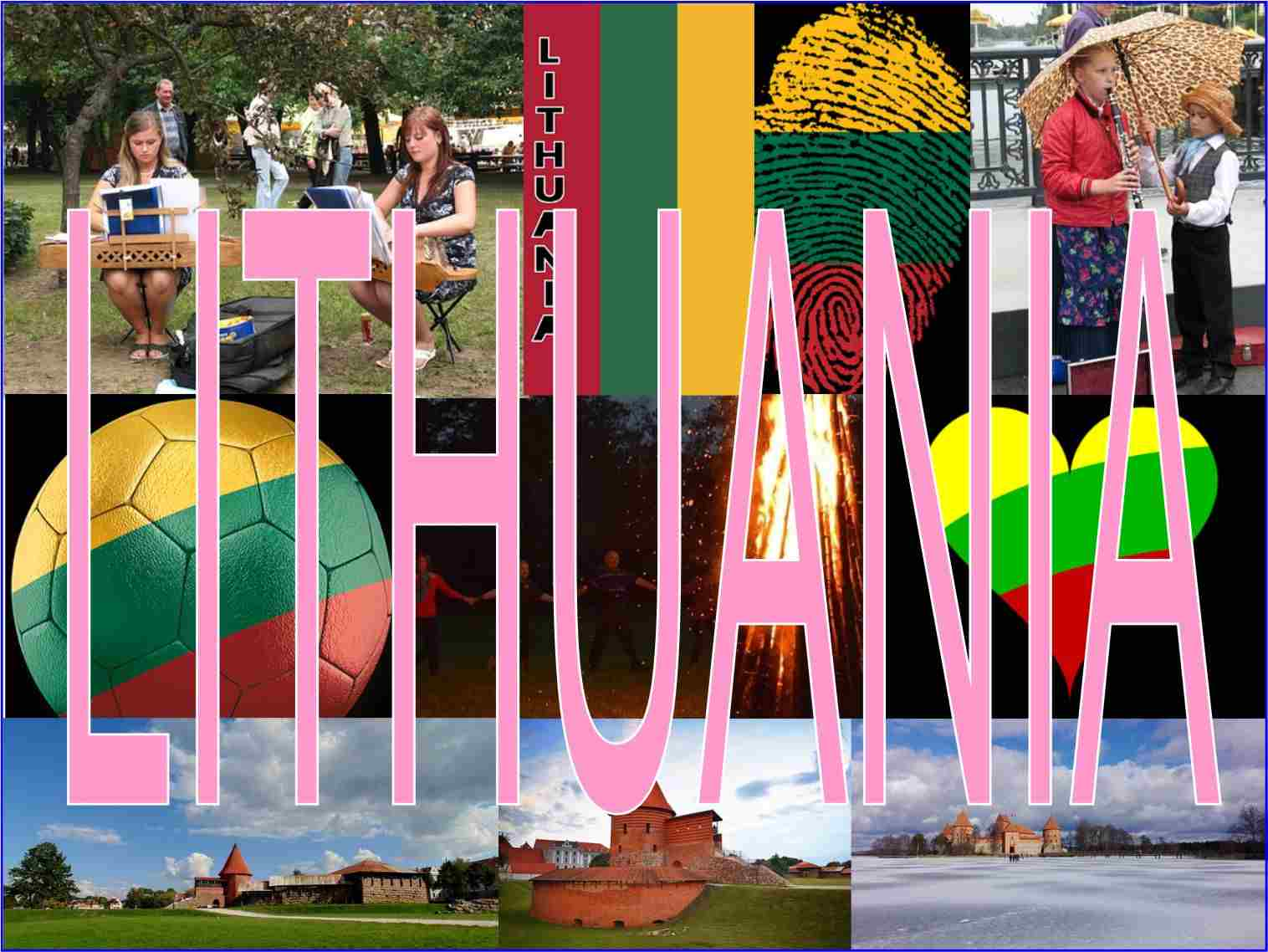 Lithuania: what to see in different cities, what are they