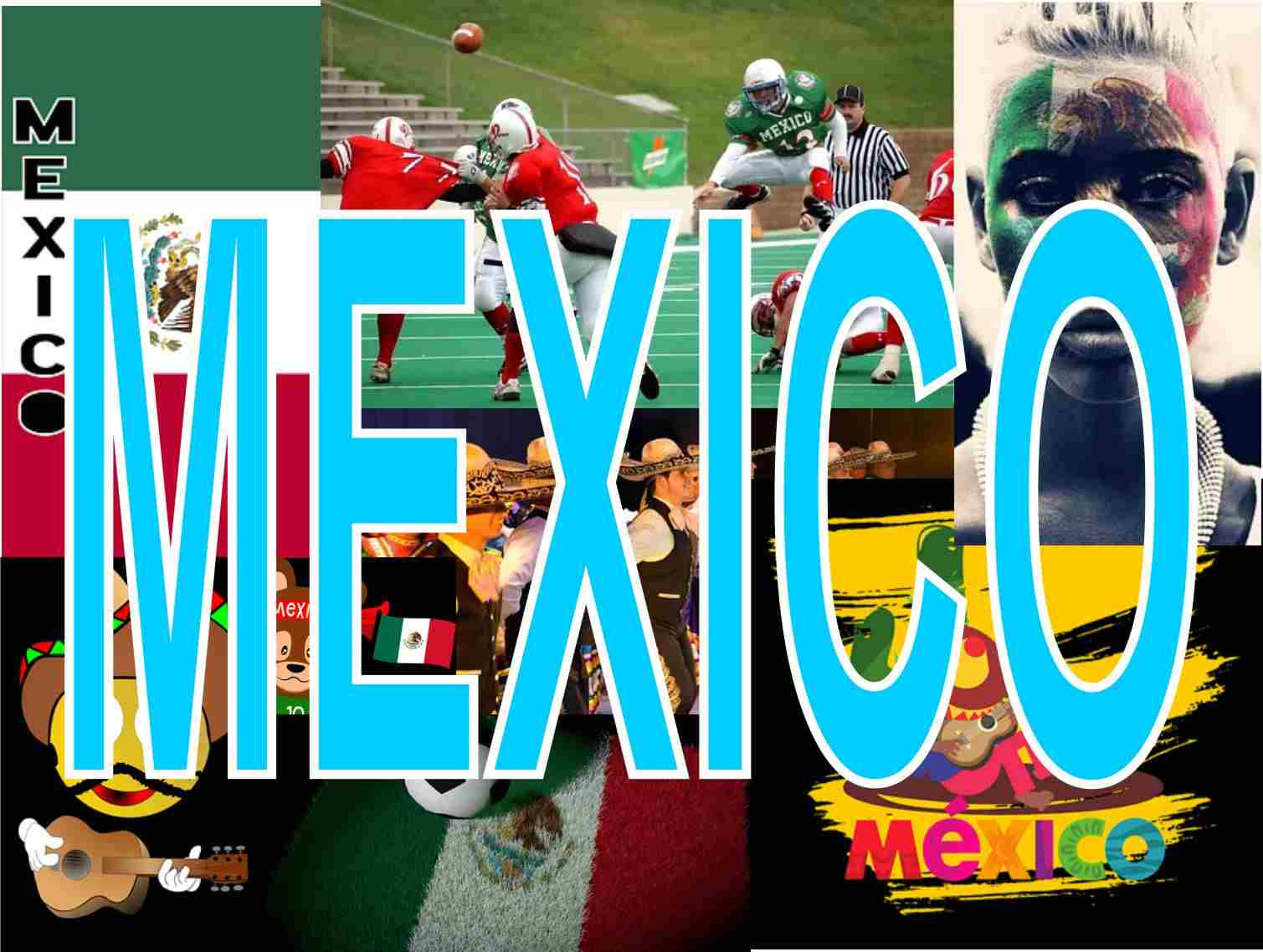 Mexico: what to see in different cities, what are they