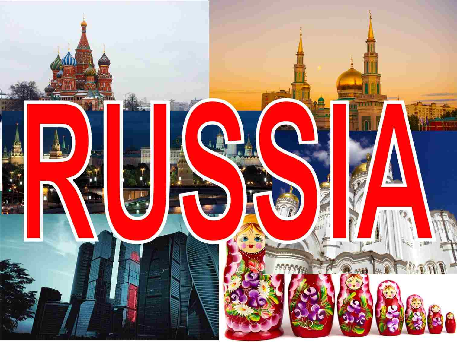 Russia: what to see in different cities, what are they