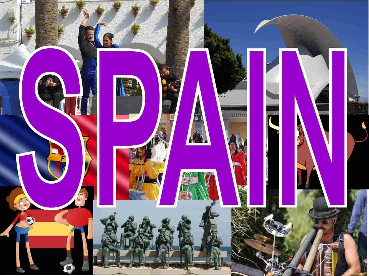 Spain: what to see in different cities, what are they