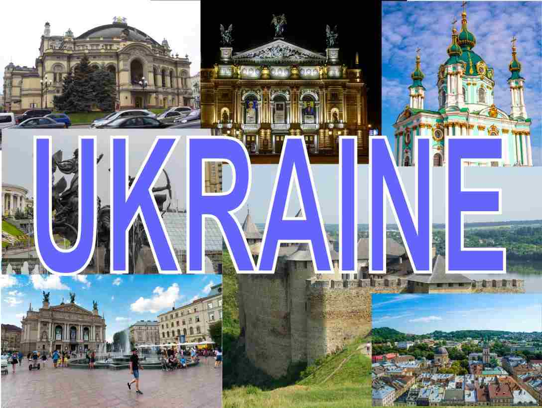 Ukraine: what to see in different cities, what are they