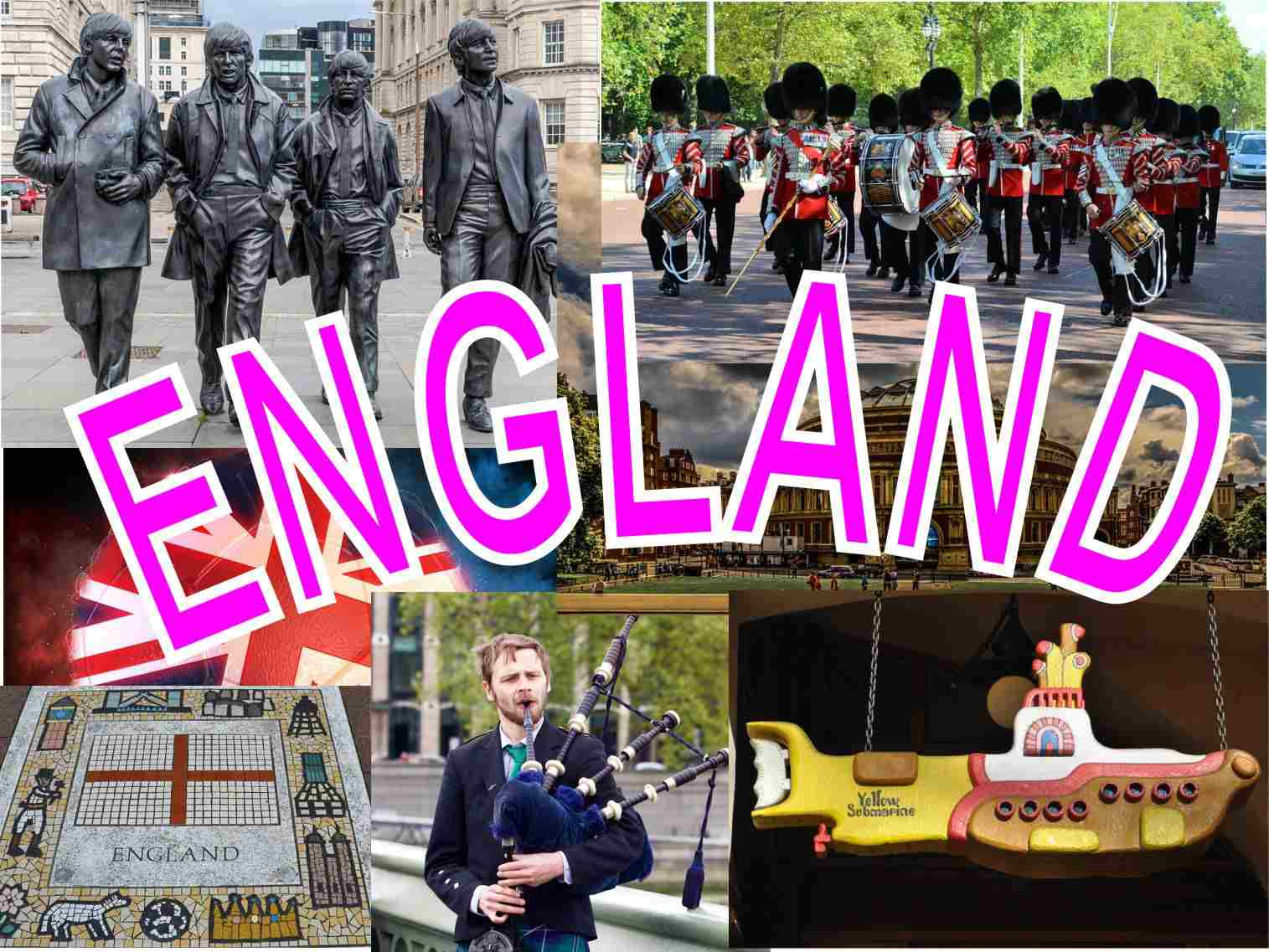 United Kingdom: what to see in different cities, what are they