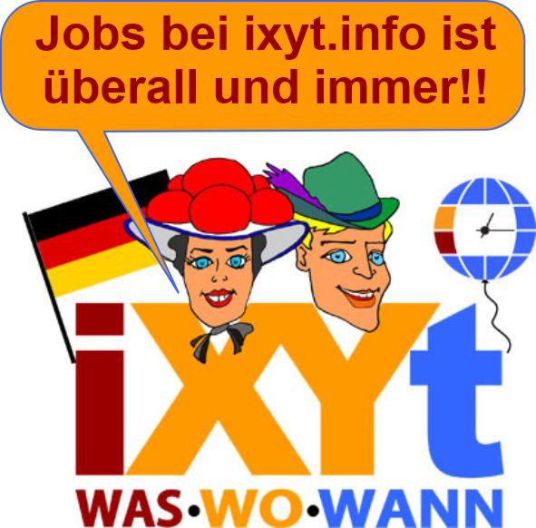 Vakanz: Manager von ixyt.info/ru/ in Land / STADT