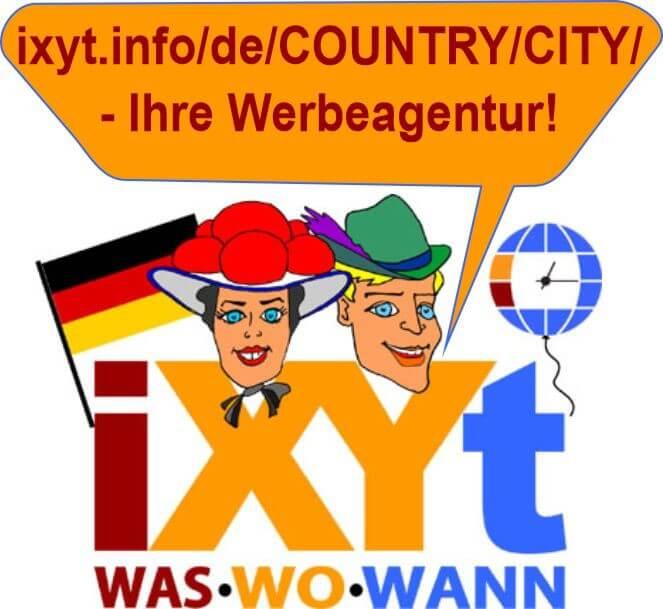 Arbeit: Vertreter von ixyt.info in der STADT