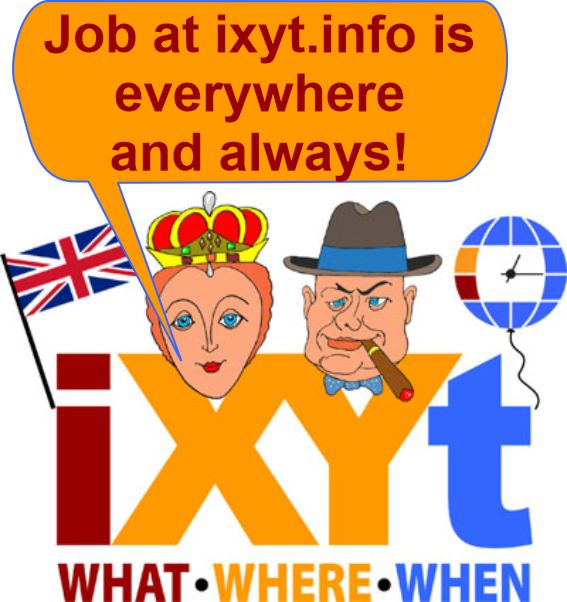 Vacancy: Manager of ixyt.info/ru/ in Country / CITY